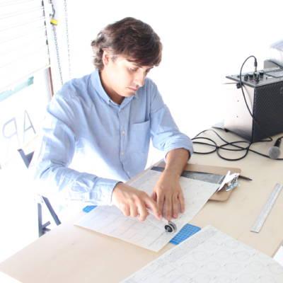 Tadeo Sendon - producer of Movement Alphabet