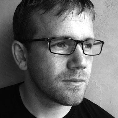 Ciaran Grogan - screen designer of Movement Alphabet