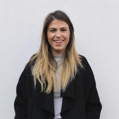 Megan Sands - Studio Assistant